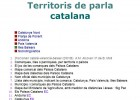 Territoris de parla catalana | Recurso educativo 33775