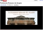 Video: Patrimonio romano de Aragón | Recurso educativo 35470