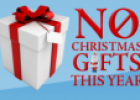 No Christmas gifts this year | Recurso educativo 57688