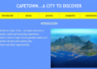 Webquest: Discover Cape Town | Recurso educativo 10330