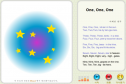 Song: One, one, one | Recurso educativo 12181