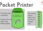 Packet printer | Recurso educativo 27140