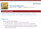 The Great Migration | Recurso educativo 70667