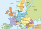 Maps - Europe before World War One (1914) | Recurso educativo 96434