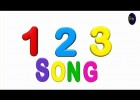 Numbers Song - Kids Learn to Count - Nursery Rhymes for children - kids songs | Recurso educativo 681550