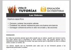 Los valores | Recurso educativo 731437