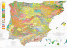 Geological map of Spain. | Recurso educativo 741061
