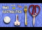 Bany electrolític | Recurso educativo 760950