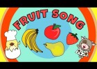Fruit Song for Kids | The Singing Walrus | Recurso educativo 764739