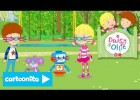 Daisy & Ollie | Daisy And Ollie Learn Why Do Cats Have Whiskers | Cartoonito | Recurso educativo 765637