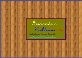 Resolución de problemas | Recurso educativo 772377